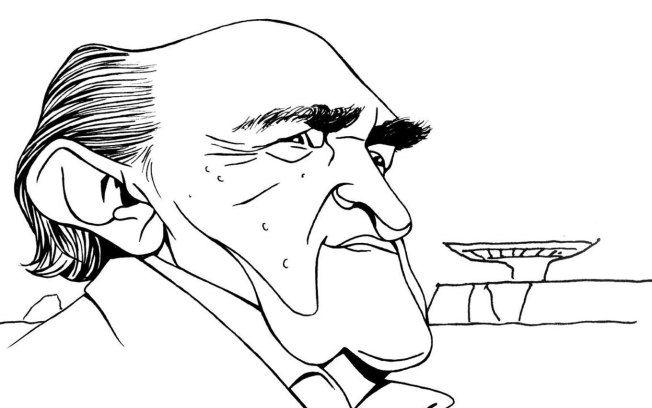 Niemeyer, criador da Sapucaí, já foi homenageado no carnaval carioca - Cultura - iG