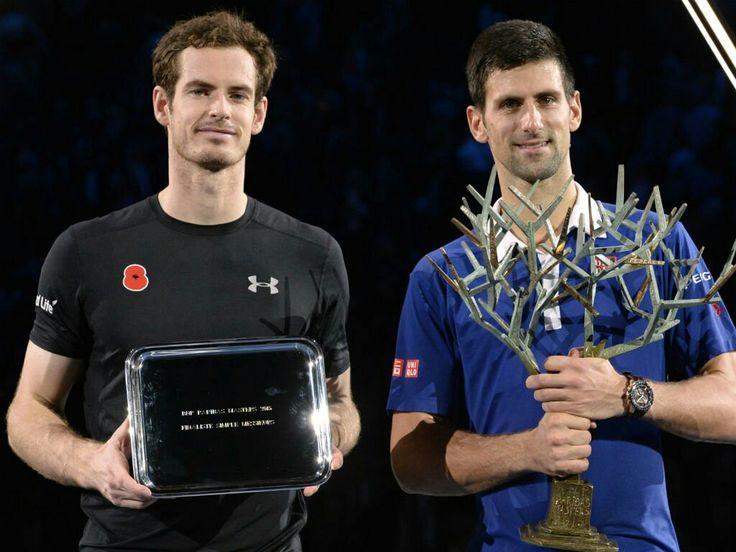 Murray & Djokovic