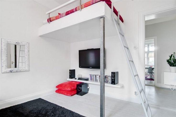 Hell & Glory: 17 beprövade inredningstips för små utrymmen – eller konsten att stage:a en lägenhet