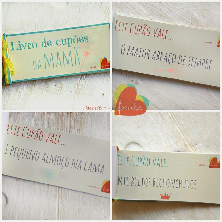 somos família: Ideias Criativas para o dia da MÃE 5 www.somosfamilia.pt