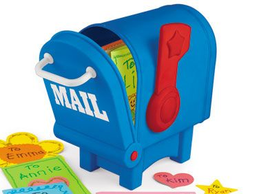 preschool mailbox pretend amp play mailbox at lakeshore learning theme mail 165