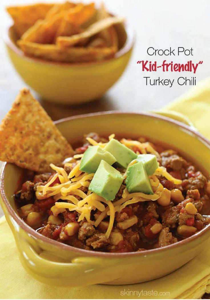 Red Chili Recipes Crock Pots