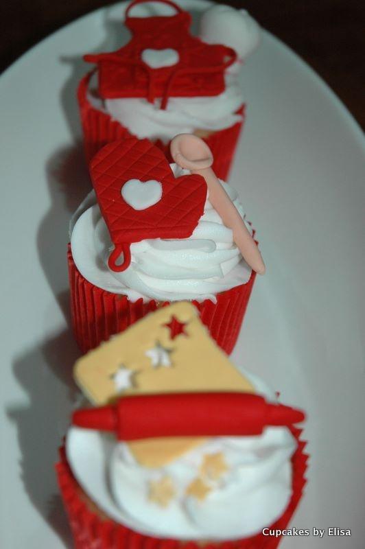 Cooking / Baking Cupcakes