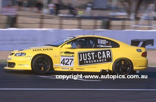 2002 - No.427 Holden Monaro 427C - Garth Tander, Steven Richards, Nathan Pretty, Cameron McConville (24 Hour Race)