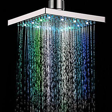 the 25+ best rainforest shower ideas on pinterest | rainfall ... - Regendusche Led