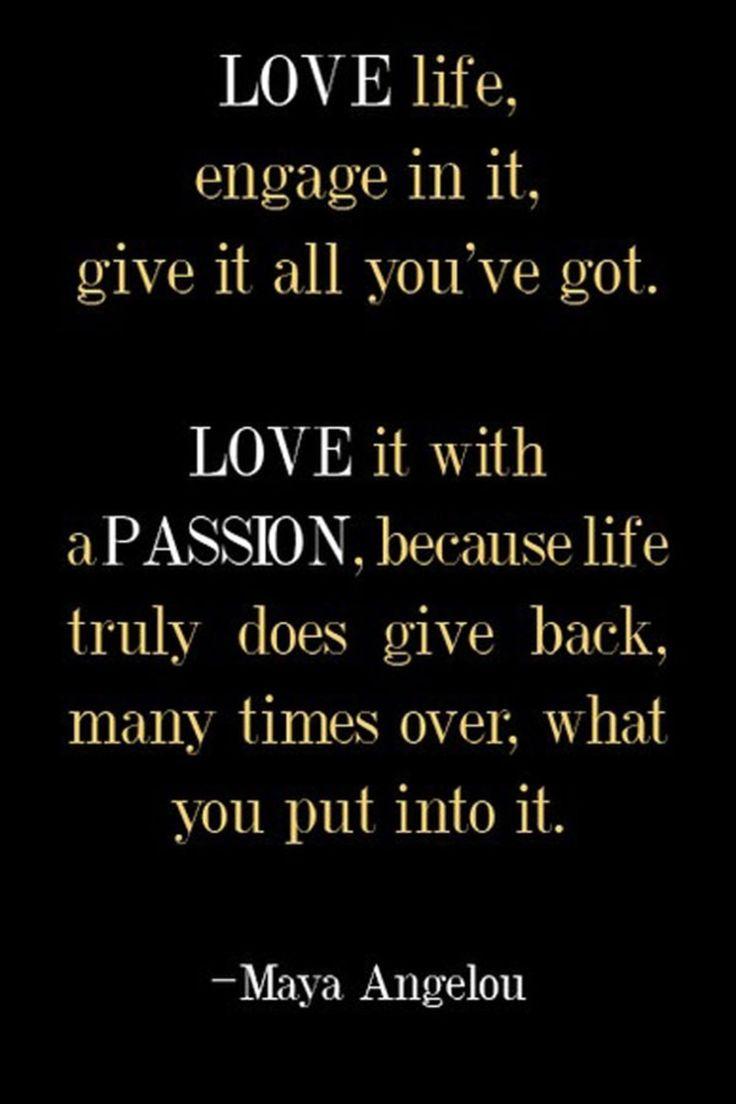 inspirational quotes by maya angelou | Maya Angelou, Inspirational Quote