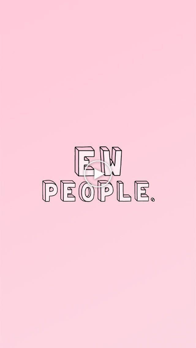 Wallpaper Quotes Pink Backgrounds Aesthetic Funny | Quotes ...