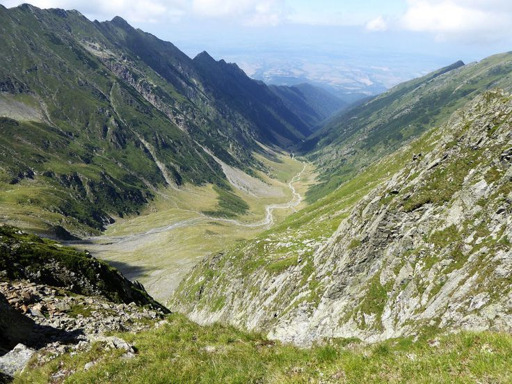 Făgăraș Mountains, Romania | Aug-2015
