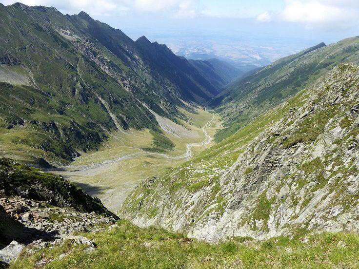 Făgăraș Mountains, Romania | Aug-2015