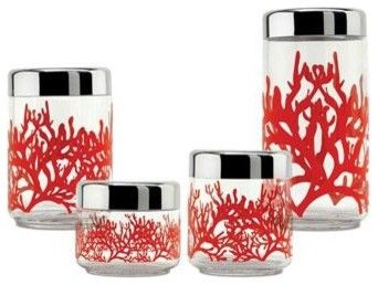 Alessi Mediterraneo Container tropical food containers and storage