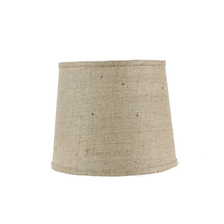 Homestyle 16 in. x 11 in. Natural Brown Lamp Shade