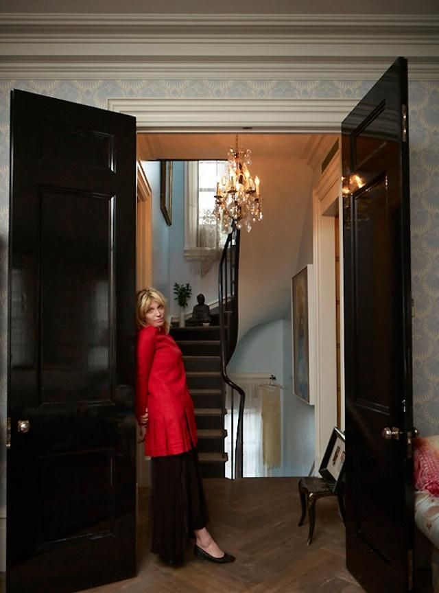 House Call: Courtney Love in New York