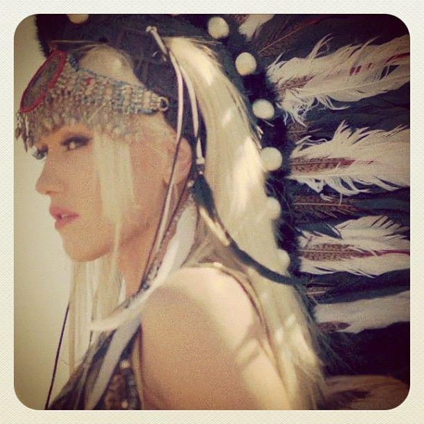 Gwen Stefani :) #lamb