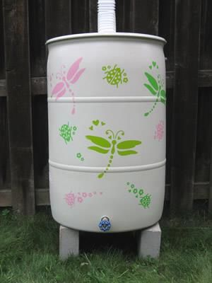 17 Best Images About Rain Barrels On Pinterest Rain