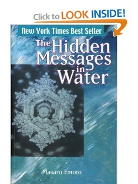 The Hidden Messages in Water: Masaru Emoto, David A. Thayne: 9780743289801: Amazon.com: Books