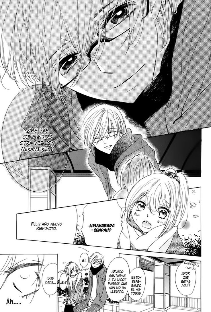 Ichirei Shite- Kiss Capítulo 14 página 24 - Leer Manga en Español gratis en…