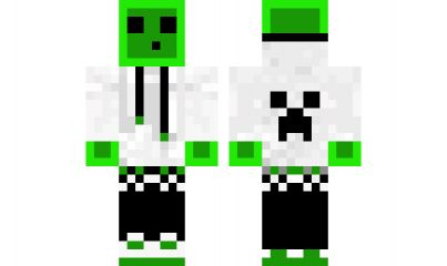 minecraft skin slime BOY   Minecraft Guy Skins   Pinterest ...