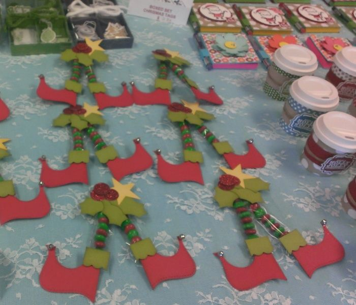 Christmas Craft Booth Ideas Part - 28: 2013 Christmas Craft Fair