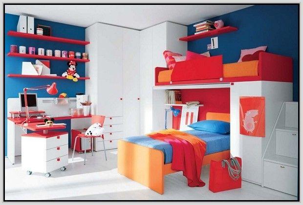 Childrens Bedroom Furniture Bunk Beds