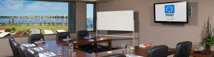 We provide furnished rooms for training.