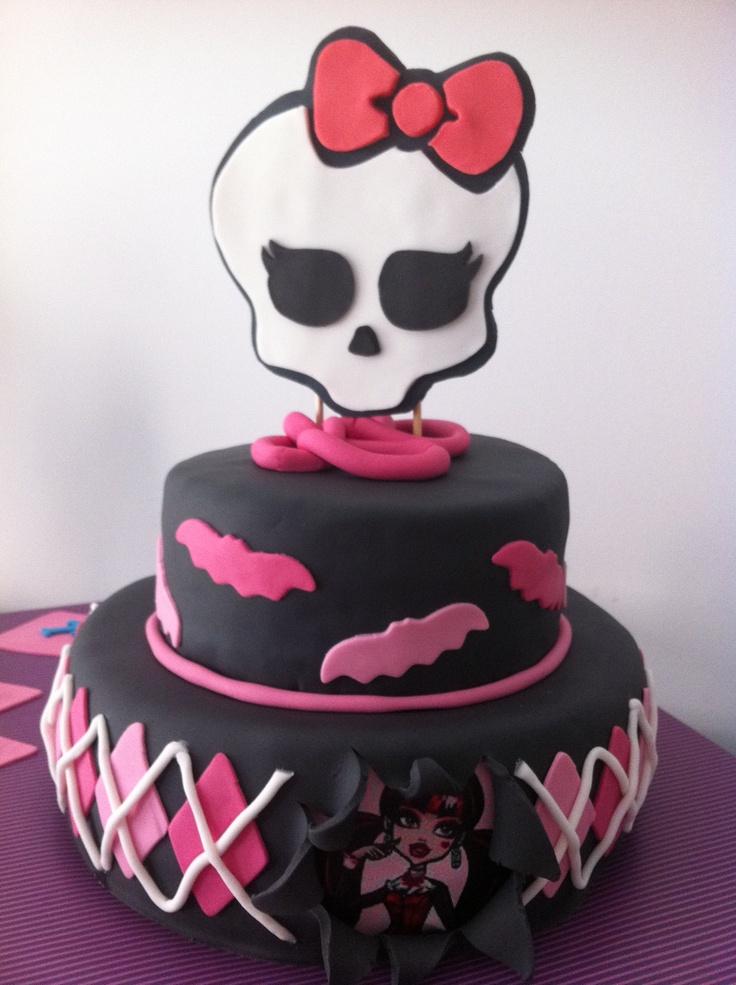 Super The 25+ best Tortas de monster high ideas on Pinterest   Tortas  PK73