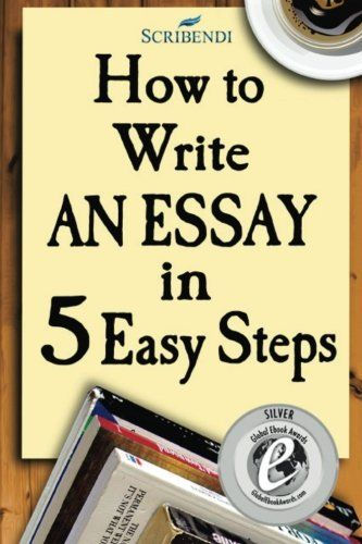 Steps to write an essay in english