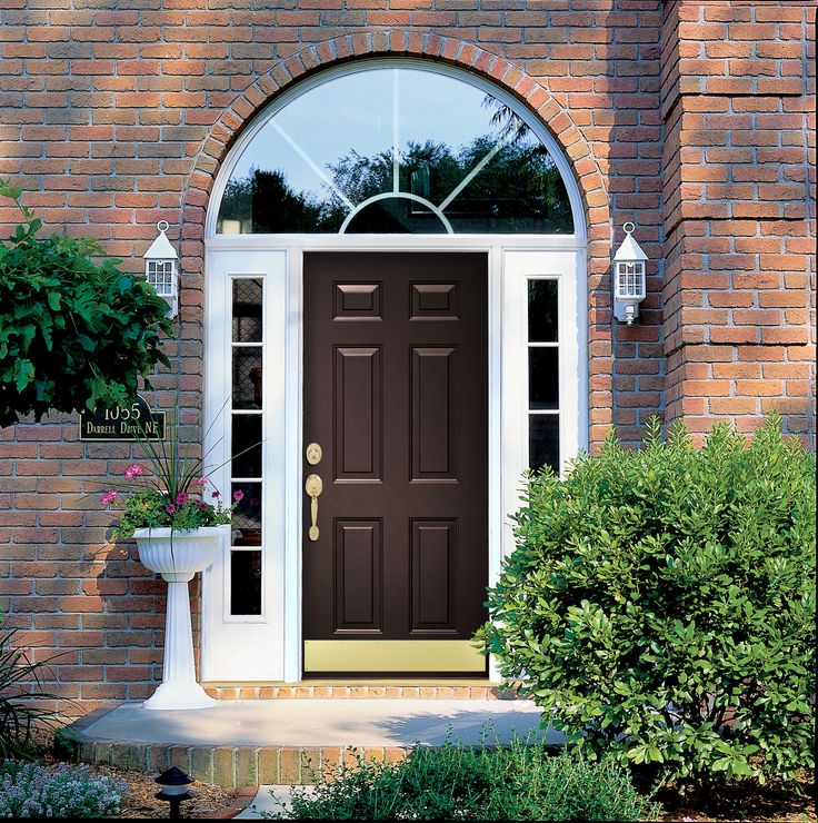 Elegant Legacy Steel Entry Door