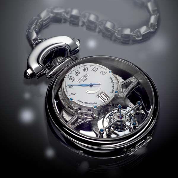 Bovet Virtuoso Tourbillon Watch - More about fine mechanical watches @ http://www.moderngentlemanmagazine.com/big-comeback-of-mechanical-wristwatch/