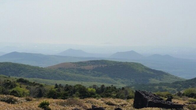 View from Eorimok track