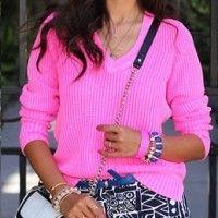 Oi, gente! Como vocês já sabem, o pink é a cor do momento e, mesmo aparecendo em vários looks das bloguetes, não é uma cor tão fácil de combinar, já que exige muita personalidade e estilo, pra não parecer a Barbie ou a personagem do filme Legalmente Loira, né? Por isso, eu fiz uma pesquisa [...]