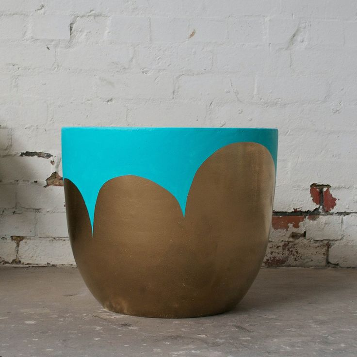 Pot Of Gold - Blue | $190.00