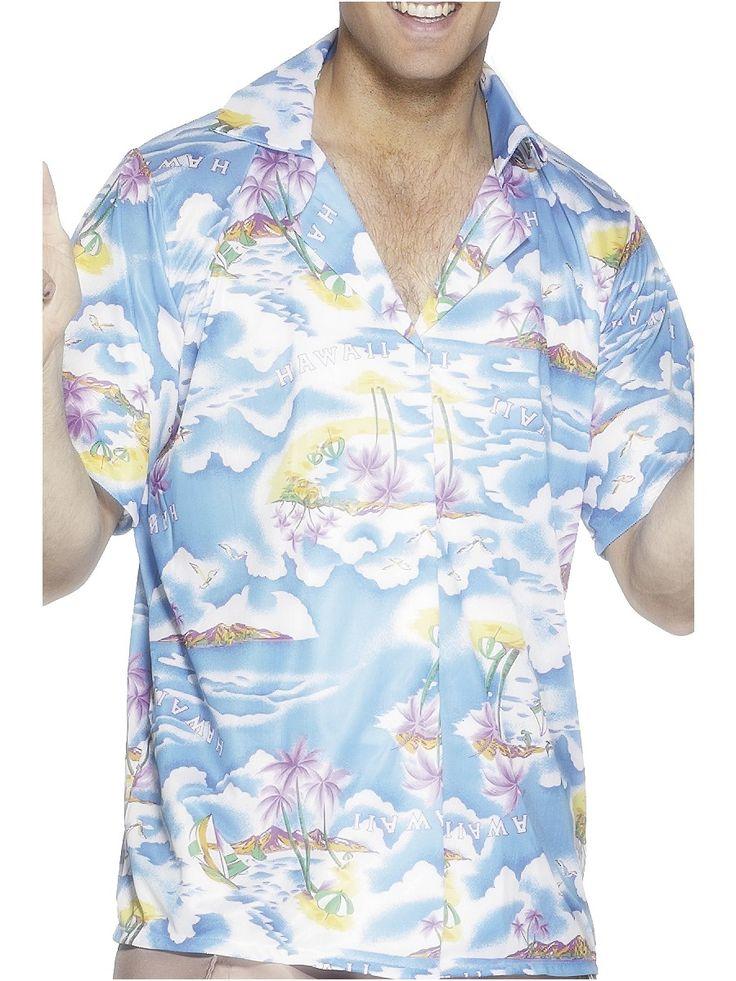 Miesten Havaiji-paita. Nyt teemaan aito Havaiji-aiheinen paita palmusaarineen. Ehdoton kesäasu omalle mökille tai festareille aidoista Havaiji-juhlista nyt puhumattakaan. Kesä alkaa tästä paidasta sekä muista Havaiji-aiheisista oheistuotteista.