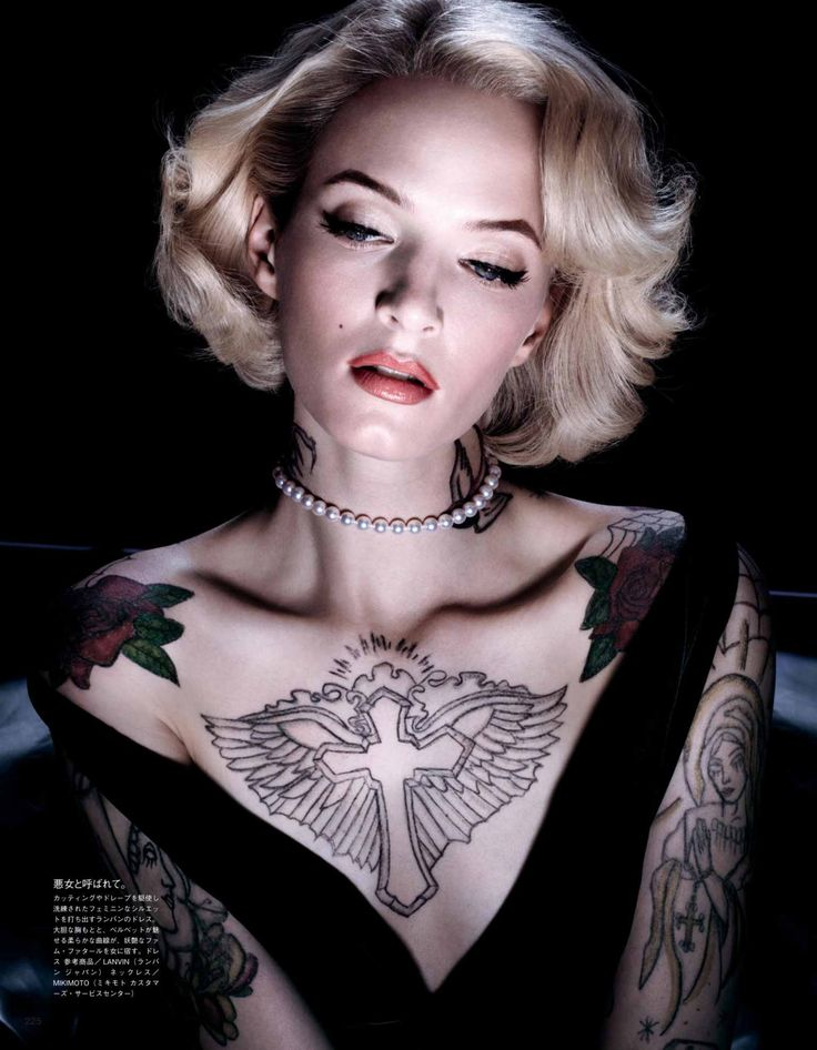 """【4810px×3090px】Daria Strokous dressed as Marilyn Monroe! Vogue Japan September 2013 """"The Blond Who Stole the Night""""."""