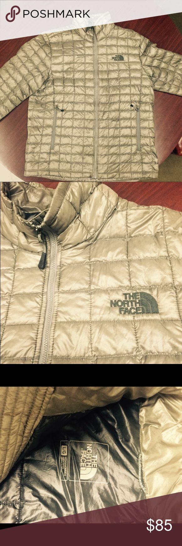 Beautiful new North Face thermoball jacket (men's) Beautiful down jacket. Bought for my husband but he has not worn so I've decided to sell. North Face Jackets & Coats Puffers