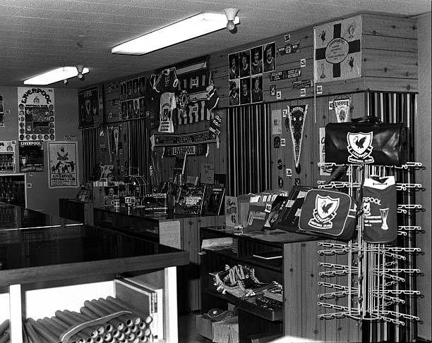 Liverpool FC Club Shop