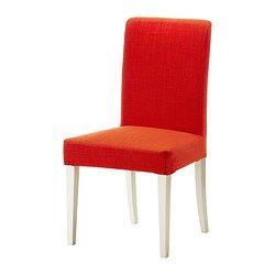 HENRIKSDAL Stol - Skiftebo orange, - - IKEA