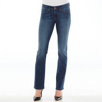 Lauren conrad slim bootcut jeans