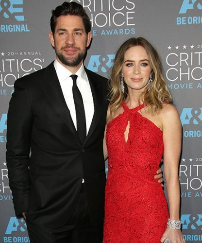 6 seconds that will force you to love Emily Blunt and John Krasinski