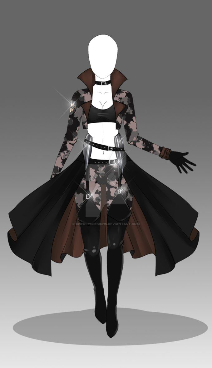 (closed) Auction Adopt - Outfit 197 by CherrysDesigns on DeviantArt