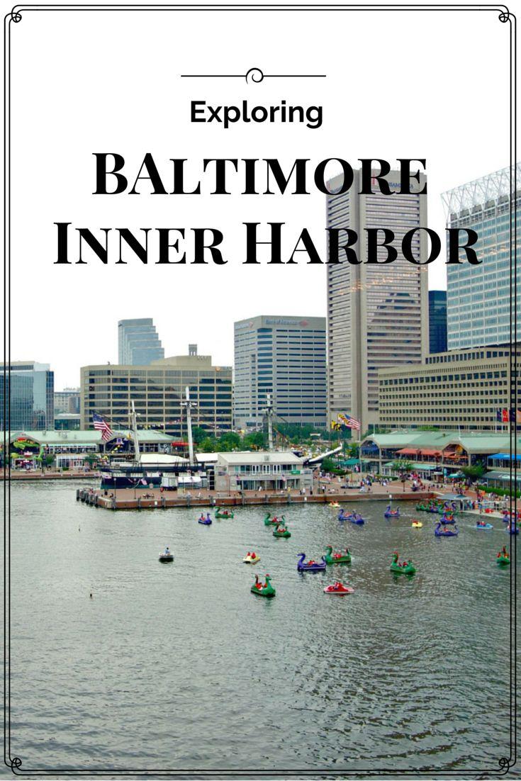 Exploring Baltimore Inner Harbor