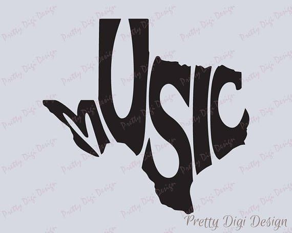 digital music word art music jpg png pdf eps svg - Music Wall Decor