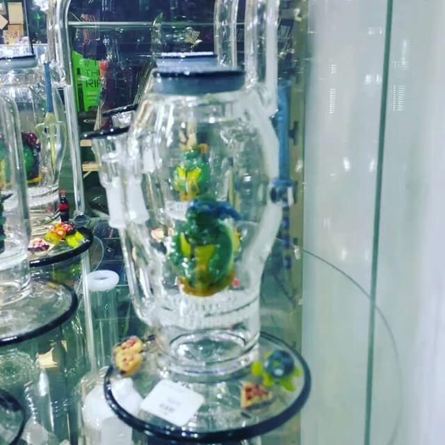 A glimpse of our fresh @empireglassworks shipment. 😀 #empireglassworks #smoke #glassforsale #glass #headyglass #heady #vape #smokeshop #headshop #glassofig #igdaily #picoftheday #thousanddollarsmoke #highsociety #710 #420 #pipe #waterpipe #dank #boroporn #glassporn #topshelf #topshelflife #topshelfglass