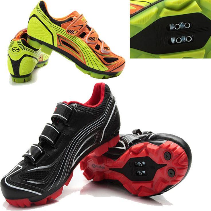 Cycling shoes for men MTB mountain man sports bicycle bike original brand man top shoe Zapatos Ciclismo