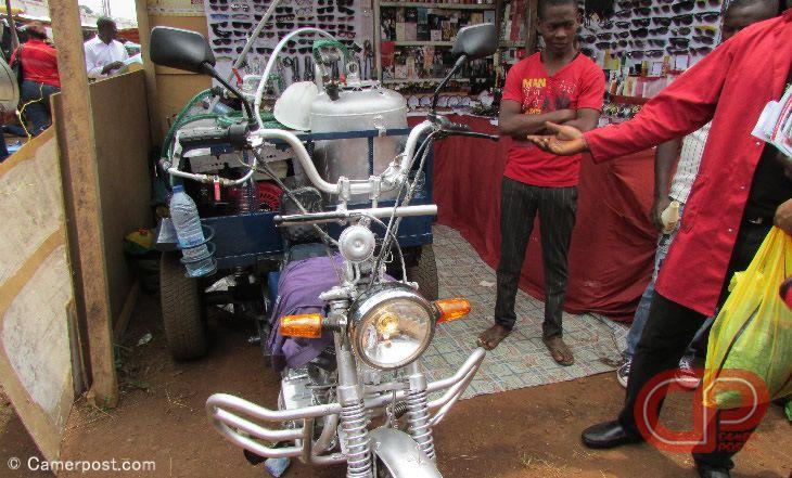 Cameroun – Salon International de l'Artisanat : appareil agricole tout-en-un exposé au SIARC | camerpost.com