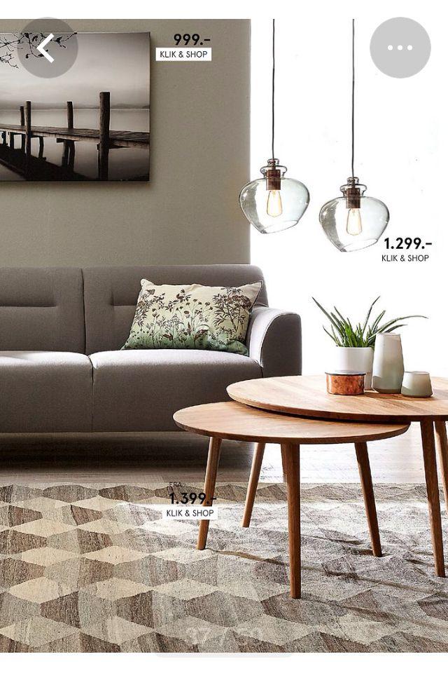 Idemøbler Sofaborde