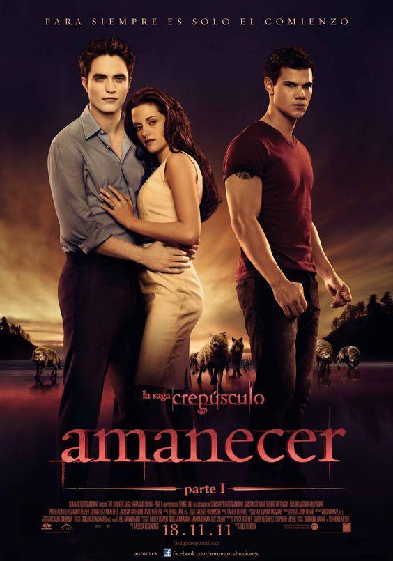 La saga Crepúsculo: Amanecer parte 1 - (2011) - tt1324999  C