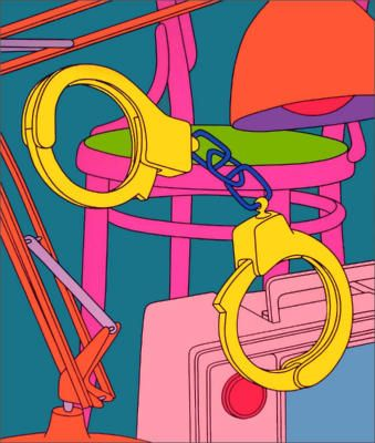 """Intimate Relations: Handcuffs"" 