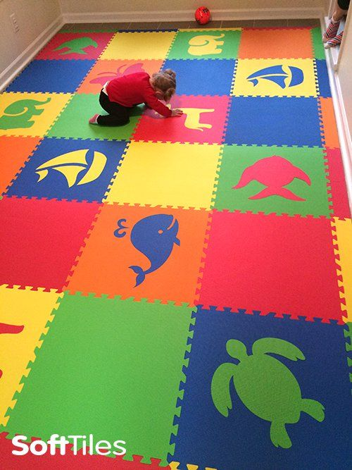 17 Best Ideas About Playroom Flooring On Pinterest
