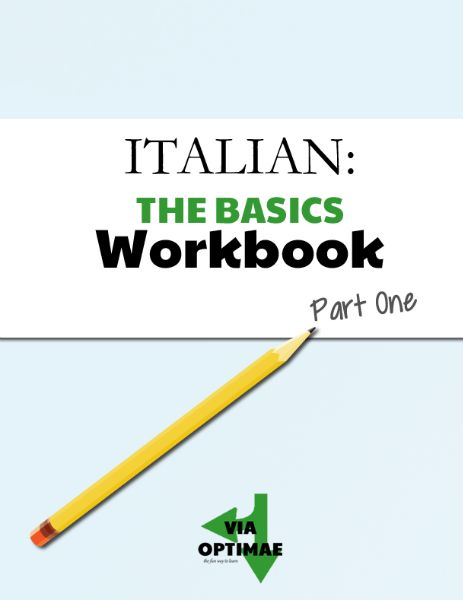 Learn italian grammar basics test