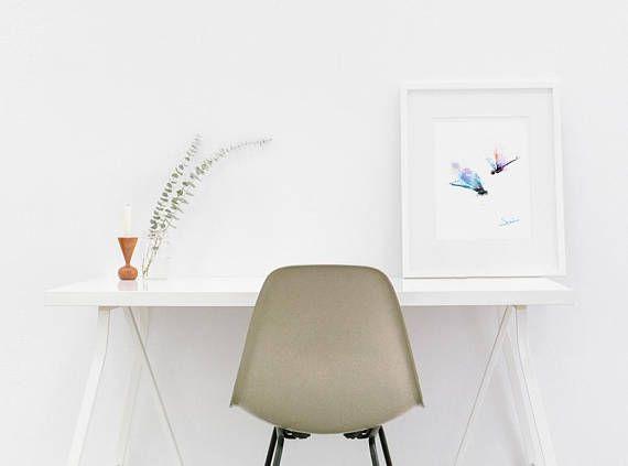 ¡La vida es simplemente mejor con animales alrededor! Ilumina tu habitación y espíritu con esta impresión de Bellas Artes de mi pintura de libélula. Además de ser muy hermosa, la libélula es verdaderamente uno de los insectos más fascinantes que viven en el extranjero como mundo comparado